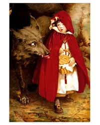 ABOUT LITTLE RED RIDING HOOD