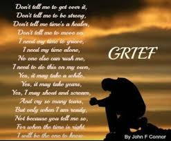 GRIEF, IS IT A DOUBLE EDGED SWORD?