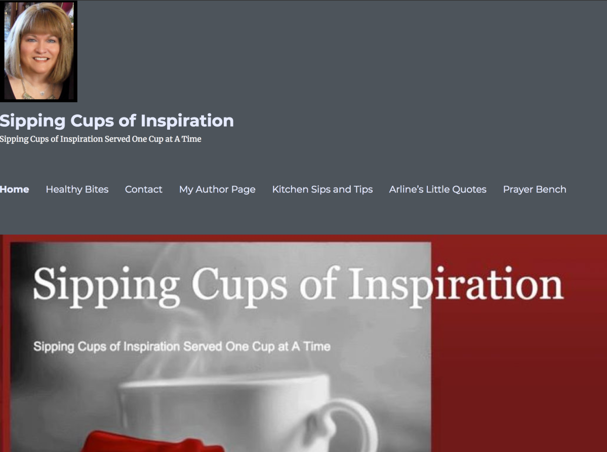 SIPPING CUPS OF INSPIRATION REACHES 1000THPOST!